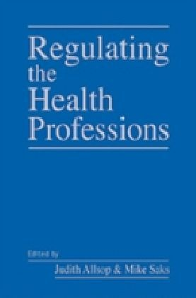 Regulating the Health Professions