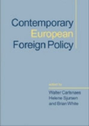Contemporary European Foreign Policy