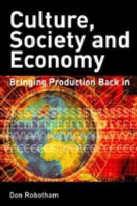 Culture, Society, Economy