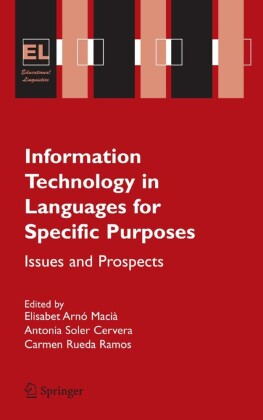 Information Technology in Languages for Specific Purposes