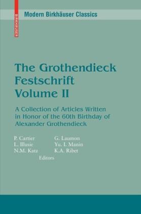 Grothendieck Festschrift. Vol.2