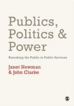 Publics, Politics and Power