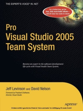Pro Visual Studio 2005 Team System
