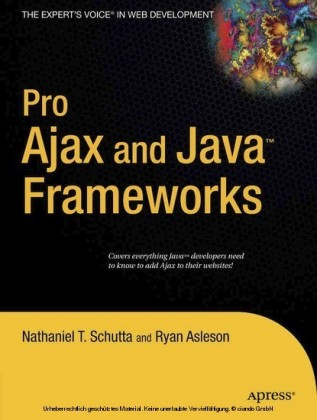 Pro Ajax and Java Frameworks