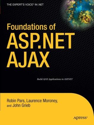 Foundations of ASP.NET AJAX