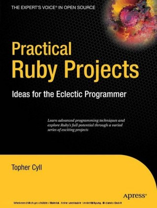 Practical Ruby Projects