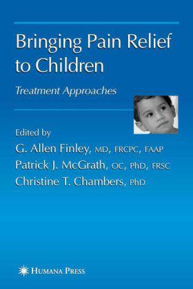 Bringing Pain Relief to Children
