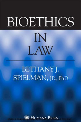 Bioethics in Law