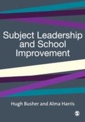 Subject Leadership and School Improvement