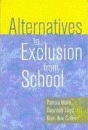 Alternatives to Exclusion from School