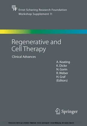 Regenerative and Cell Therapy