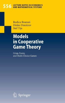 Models in Cooperative Game Theory