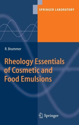Rheology Essentials of Cosmetic and Food Emulsions