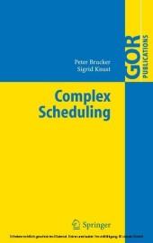 Complex Scheduling