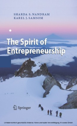 The Spirit of Entrepreneurship