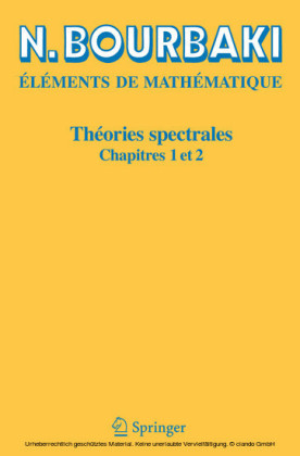 Théories spectrales