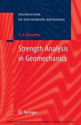 Strength Analysis in Geomechanics