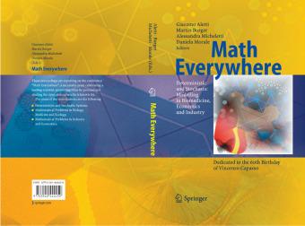 Math Everywhere