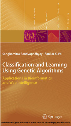 Classification and Learning Using Genetic Algorithms