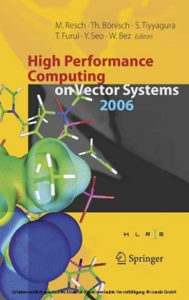 High Performance Computing on Vector Systems 2006