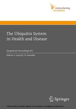 The Ubiquitin System in Health and Disease