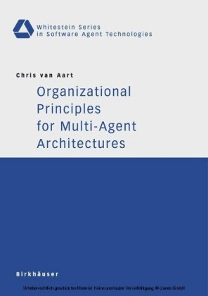 Organizational Principles for Multi-Agent Architectures