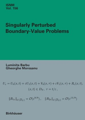 Singularly Perturbed Boundary-Value Problems
