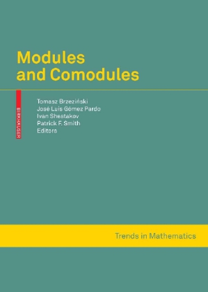 Modules and Comodules
