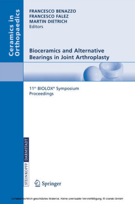 Bioceramics and Alternative Bearings in Joint Arthroplasty