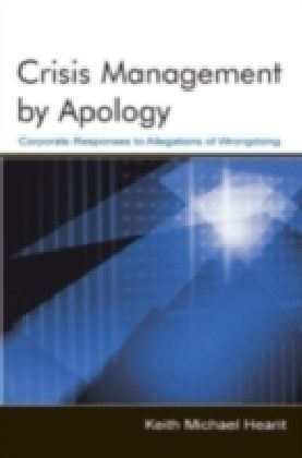 Crisis Management By Apology
