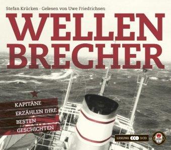 Wellenbrecher - Das Hörbuch, 3 Audio-CDs