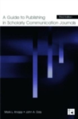 Guide to Publishing in Scholarly Communication Journals