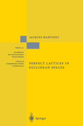 Perfect Lattices in Euclidean Spaces