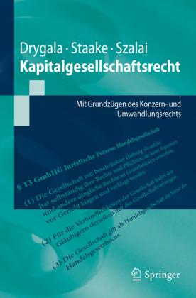Kapitalgesellschaftsrecht