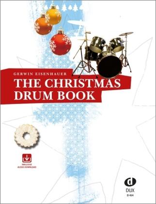 The Christmas Drum Book, m. Audio-CD
