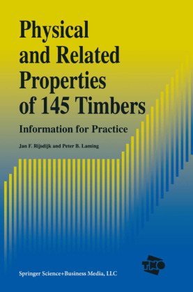 Physical and Related Properties of 145 Timbers