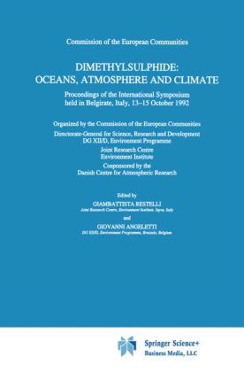 Dimethylsulphide: Oceans, Atmosphere and Climate