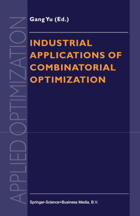 Industrial Applications of Combinatorial Optimization