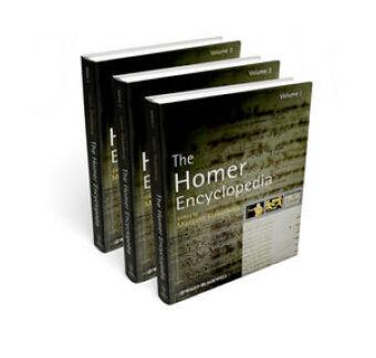 The Homer Encyclopedia, 3 Vols.