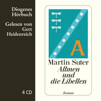Allmen und die Libellen, 4 Audio-CDs