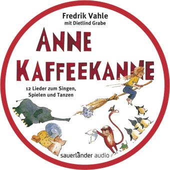 Anne Kaffeekanne, 1 Audio-CD