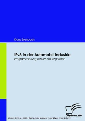 IPv6 in der Automobil-Industrie