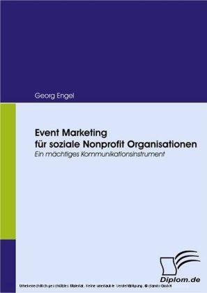 Event Marketing für soziale Nonprofit Organisationen
