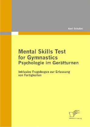 Mental Skills Test for Gymnastics: Psychologie im Gerätturnen