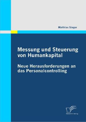 Messung und Steuerung von Humankapital