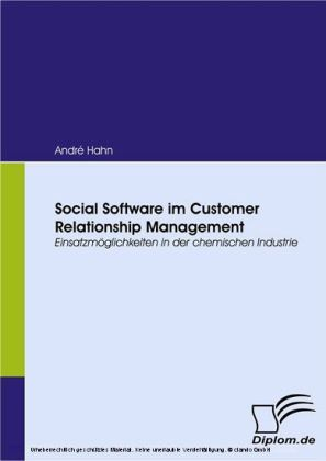 Social Software im Customer Relationship Management.