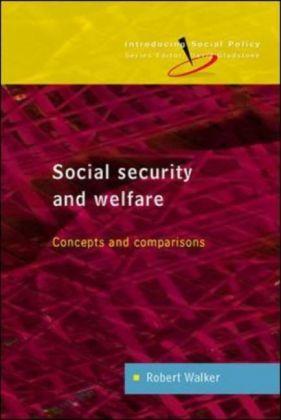 Social Security And Welfare