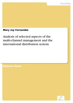 Analysis of selected aspects of the multi-channel management and the international distribution system
