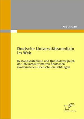 Deutsche Universitätsmedizin im Web