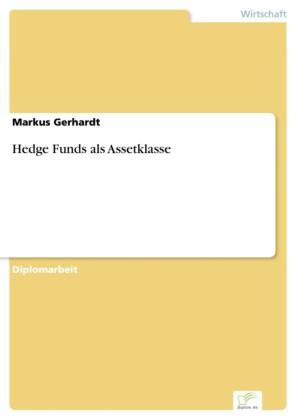 Hedge Funds als Assetklasse